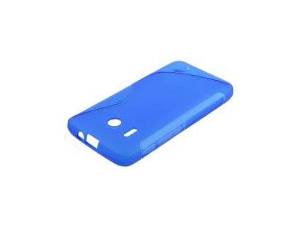 S Case pouzdro Huawei Ascend Y320 blue / modré