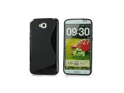 S Case pouzdro LG G ProLite, D686 black / černé