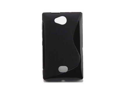 S Case pouzdro Nokia 503 Lumia black / černé