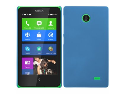 Coby Exclusive kryt Nokia XL blue / modrý