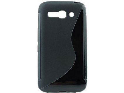 S Case pouzdro Alcatel One Touch C9 (7047D) black / černé