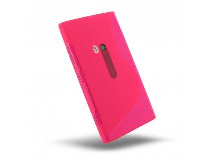 S Case pouzdro Nokia 920 Lumia pink / růžové