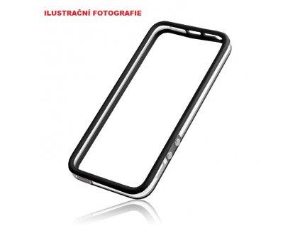 Pouzdro Bumper SAMSUNG S6310 Galaxy Young černé