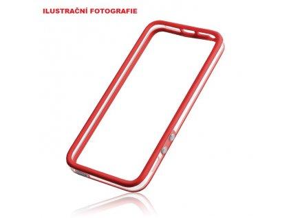 Pouzdro Bumper SAMSUNG S6310 Galaxy Young červené
