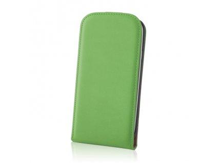 SLIGO DeLuxe vyklápěcí pouzdro Sony D2303 Xperia M2 zelené