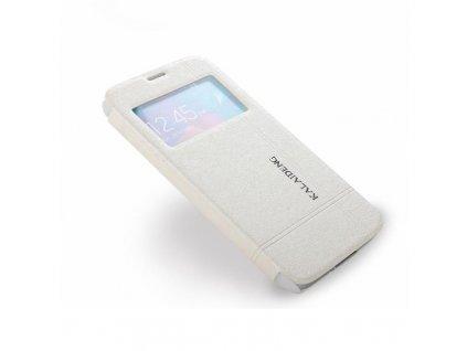 Kalaideng ICELAND book pouzdro Sony Xperia C3 white