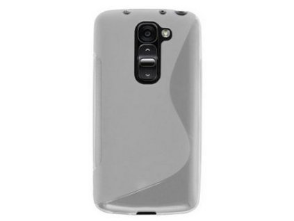 S Case pouzdro LG D620 G2 Mini transparent white