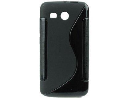 S Case pouzdro Huawei Ascend Y511 black / černé