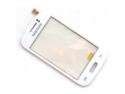 Dotyková deska + sklíčko pro SAMSUNG S6310 Galaxy Young bílá