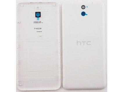 HTC Desire 610 zadní kryt white / bílý