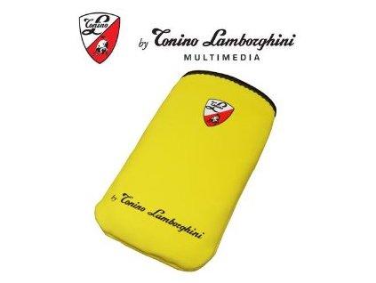 Tonino Lamborghini pouzdro Slim Neopren yellow