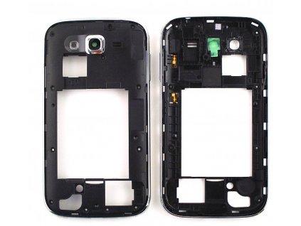 SAMSUNG i9062 Galaxy Grand Neo střední kryt black / černý