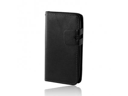 Smart Book pouzdro Sony Xperia T3, D5103 černé (PLUS EDITION)