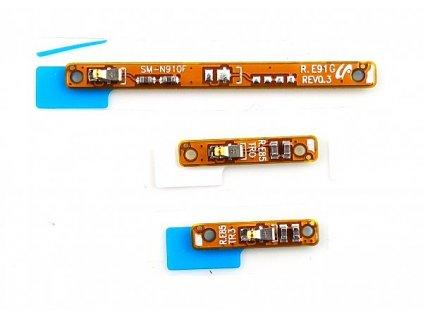 Flex kabel pro SAMSUNG N910 Galaxy Note 4 (sada bočních)