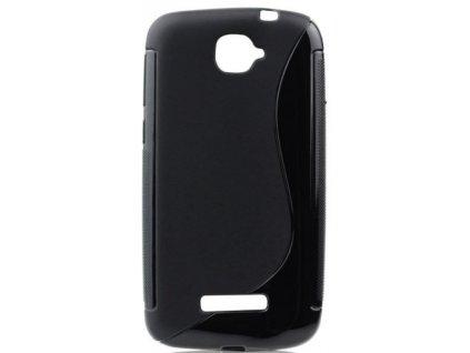 S Case pouzdro Alcatel One Touch C7 (7041) black / černé