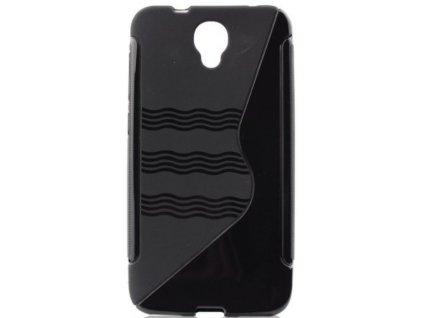 S Case pouzdro Alcatel One Touch Idol2 (6037) black / černé