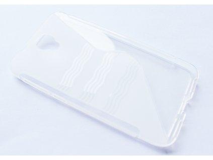 S Case pouzdro Alcatel One Touch Idol2 (6037) transparent white