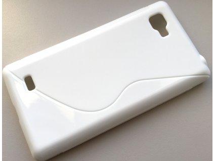 S Case pouzdro LG P880 white