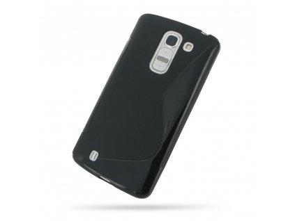 S Case pouzdro LG D838 Optimus G Pro2 black / černé