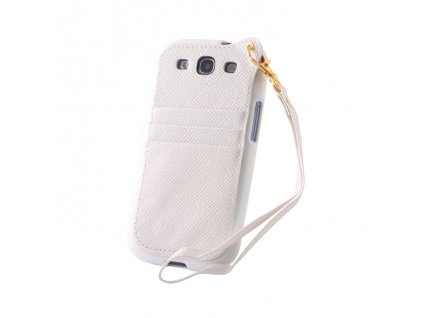 Pocket Case pouzdro Samsung i9300 Galaxy S3 white