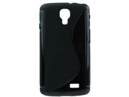 S Case pouzdro LG F70 black / černé