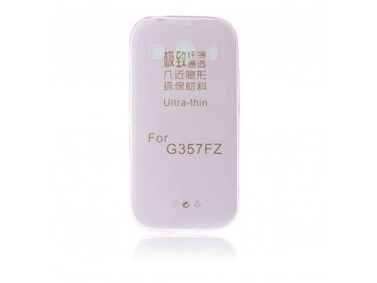 Pouzdro FITTY Ultra Tenké 0,3mm Samsung G357 Galaxy Ace4 růžové