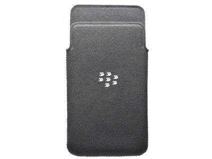 Blackberry ACC-49281-001 microfibre pouzdro Z10 grey / šedé (bulk)