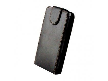 SLIGO Classic vyklápěcí pouzdro LG D722, G3 Mini černé