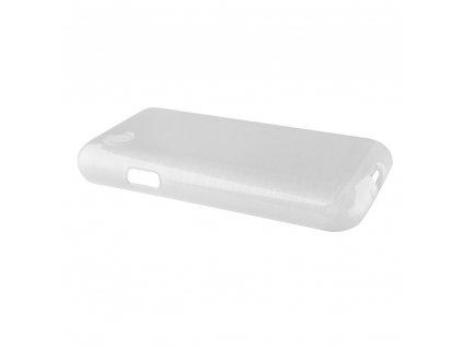 Pouzdro JELLY Case Metalic LG L40 (D160) bílé