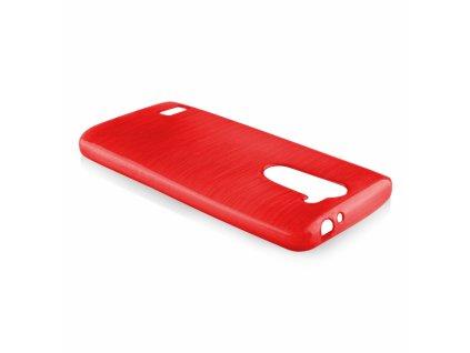Pouzdro JELLY Case Metalic LG L Bello (D331) red / červené