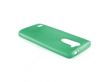Pouzdro JELLY Case Metalic LG L Bello (D331) zelené