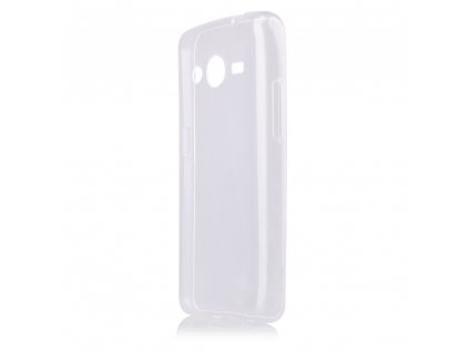 Pouzdro FITTY Ultra Tenké 0,3mm Samsung G355 Galaxy Core2 transparentní