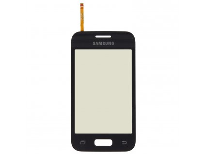Dotyková deska + sklíčko pro SAMSUNG G130 Galaxy Young2 černá