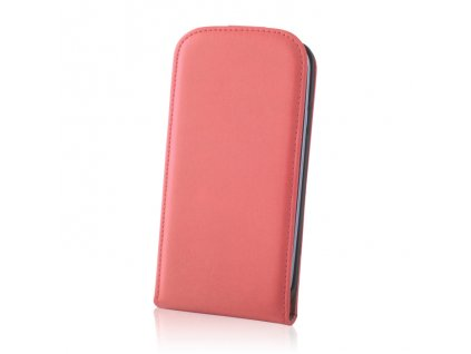 SLIGO DeLuxe vyklápěcí pouzdro Huawei Y635 růžové