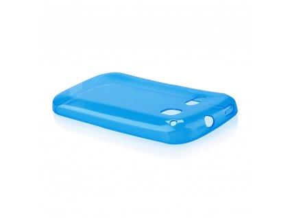 Pouzdro FITTY Ultra Tenké 0,3mm Alcatel One Touch C3 (4033D) modré