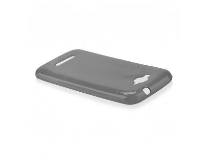 Pouzdro FITTY Ultra Tenké 0,3mm Alcatel One Touch C7 (7041) černá