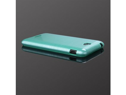 Pouzdro JELLY Case Metalic Sony E2003, Xperia E4g zelené