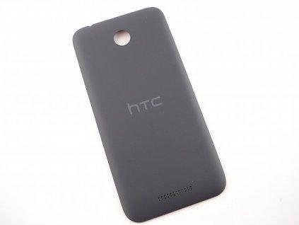 HTC Desire 510 zadní kryt black / černý