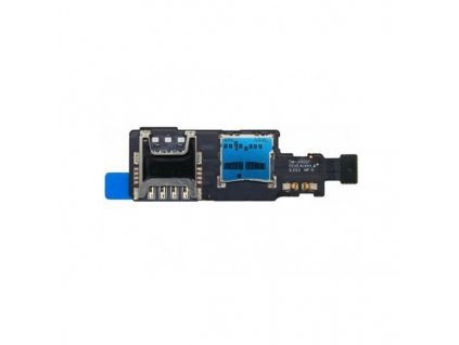 SAMSUNG G800 Galaxy S5 Mini čtečka sim + micro SD