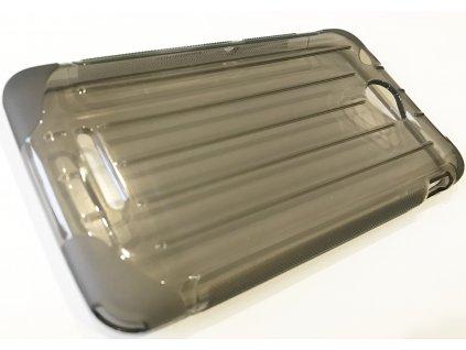 Pouzdro CoverLine Sony Xperia E4, E2105 šedé