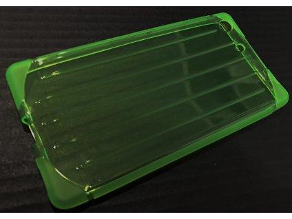 Pouzdro CoverLine Sony Xperia M5, E5603 zelené
