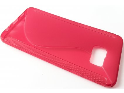 S Case pouzdro Samsung G928 Galaxy S6 Edge+ red / červené