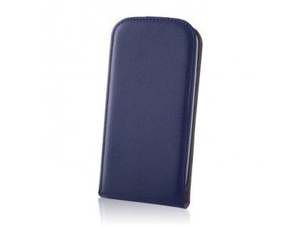 SLIGO DeLuxe vyklápěcí pouzdro Sony E2003 Xperia E4g modré
