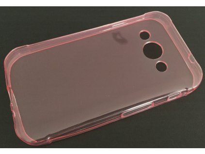 Pouzdro FITTY Ultra Tenké 0,3mm Samsung G388  / G389 Galaxy XCover3 růžové
