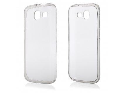 Pouzdro FITTY Ultra Tenké 0,3mm Huawei Ascend Y535 transparentní