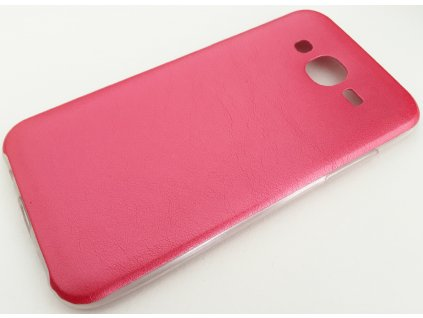 Pouzdro Ultra Premium Samsung J500 Galaxy J5 červené
