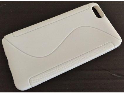 S Case pouzdro Honor 4X white / bílé