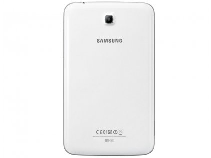 SAMSUNG T210 Galaxy TAB zadní kryt white / bílý