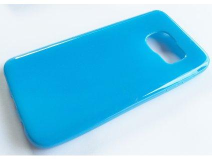 TPU pouzdro Samsung G930 Galaxy S7 blue / modré