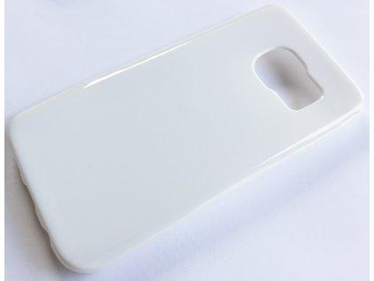 TPU pouzdro Samsung G930 Galaxy S7 white / bílé